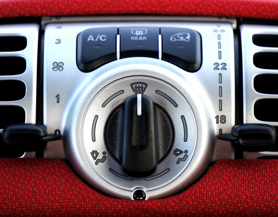 autotemperatuur
