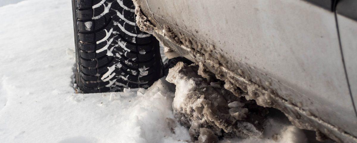 Je auto winterproof maken doe je zo!